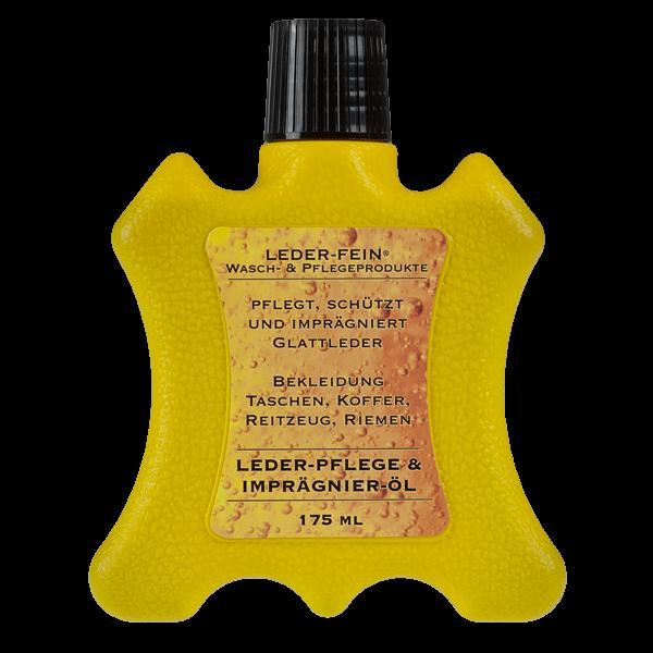 LEDER FEIN Leder-Pflege- und Imprägnieröl, 175 ml