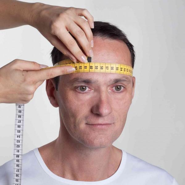 Vorschau: Größe = Kopfumfang in cm